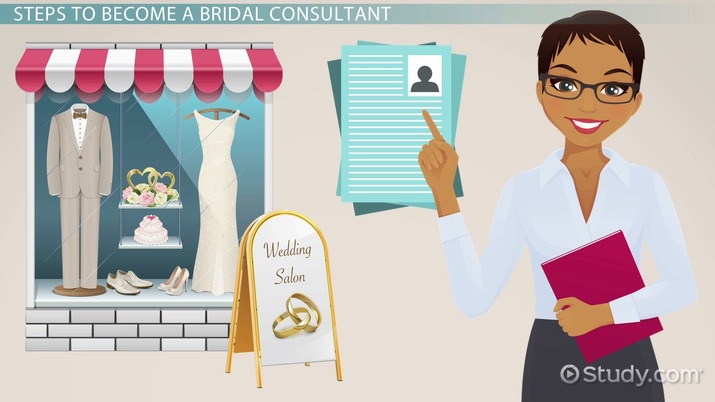 Become A Bridal Consultant Education And Career Roadmap