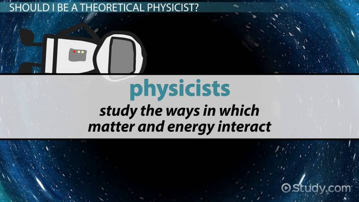 Become a Theoretical Physicist: Education and Career Roadmap