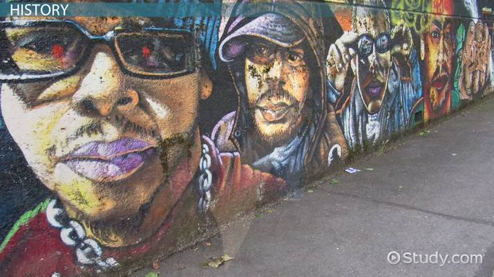 Street Art: Definition & History - Video & Lesson Transcript