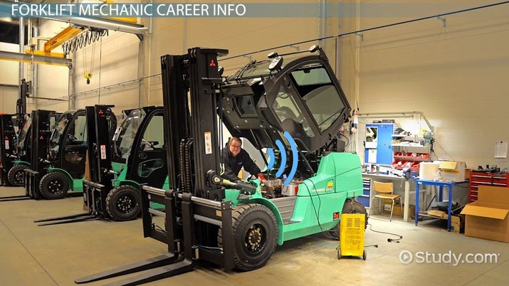3cd742ad7 Become a Forklift Mechanic: Step-by-Step Career Guide