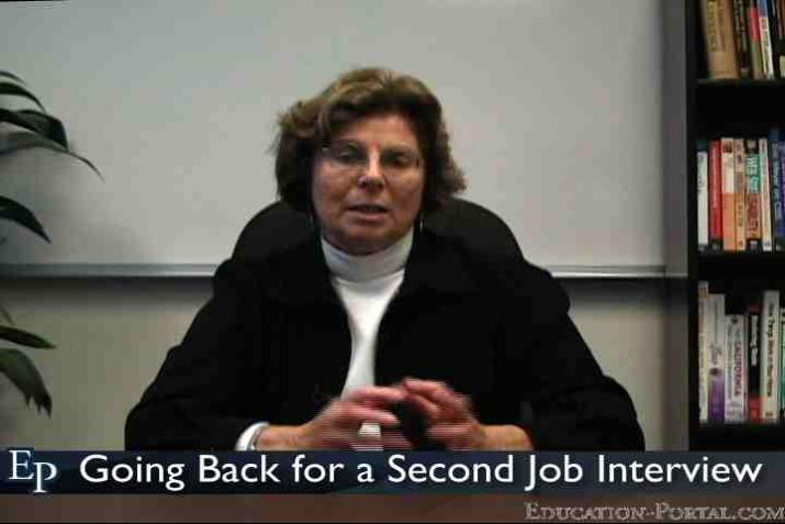 second job interview
