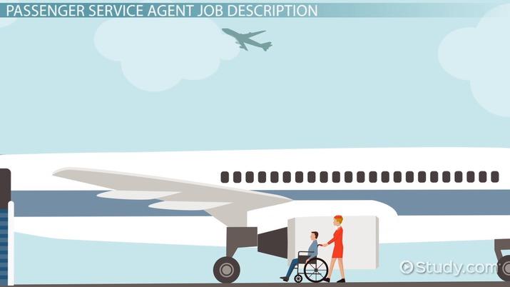 Passenger Service Agent: Job Description, Outlook and Salary