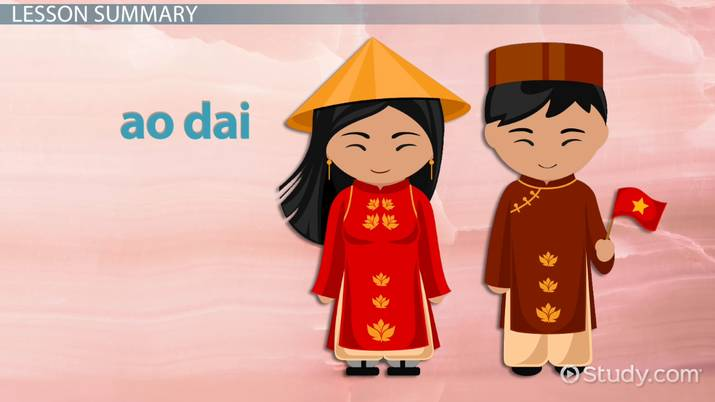 Vietnamese Culture: Traditions & Values - Video & Lesson