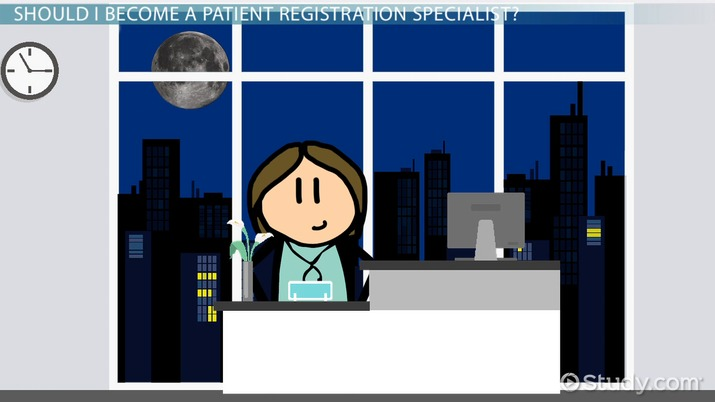 How to Become a Patient Registration Specialist