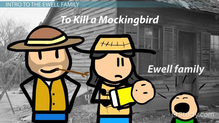 Bob Mayella Ewell In To Kill A Mockingbird Character Analysis