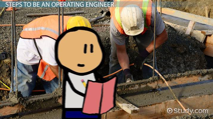 Be An Operating Engineer Education And Career Roadmap