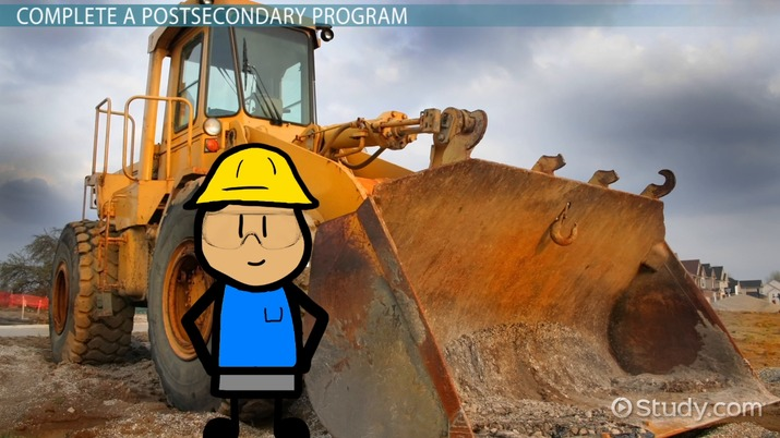 How To Become A Heavy Equipment Technician Career Guide