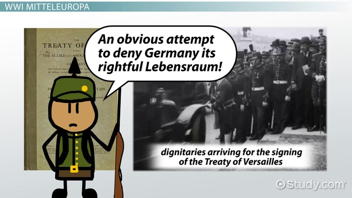 Lebensraum in WW2: Definition, Meaning & Theory