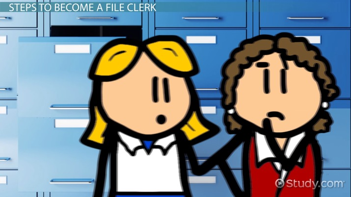 How To Become A File Clerk Education And Career Roadmap