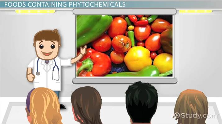 What Are Phytochemicals? - Definition, Foods, Benefits