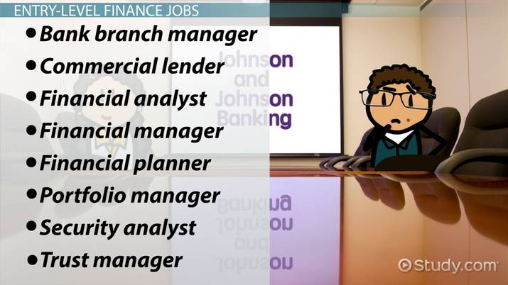 What Can You Do With A Bachelors In Finance
