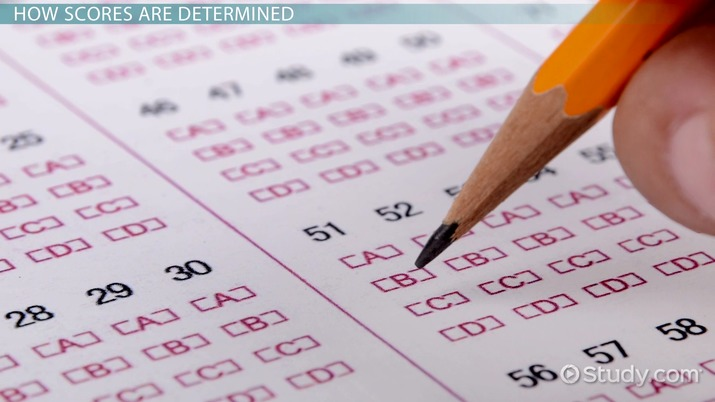 How Scoring Works on the SAT: Section Scores, Equating