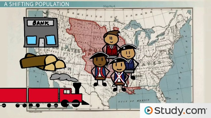 Economic Expansion in the 1800s: Slavery, Immigration