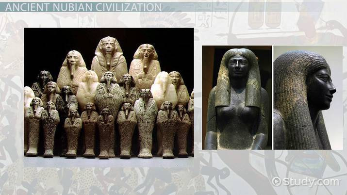 what was the relationship between egypt and nubia