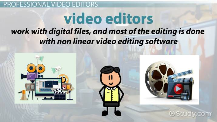 Become a Professional Video Editor: Education and Career Roadmap