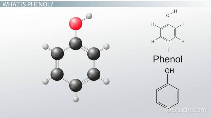 Phenol: Preparation & Reactions - Video & Lesson Transcript