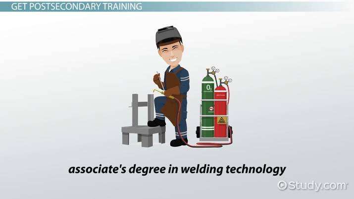 Become a Welding Instructor: Step-by-Step Career Guide