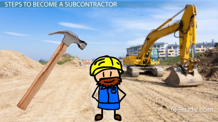 How to Become a Subcontractor: Education and Career Roadmap