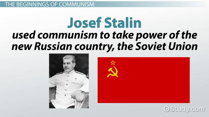 Communism Lesson For Kids Definition Amp Facts Video