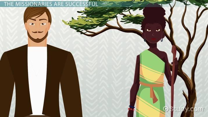 Colonialism In Things Fall Apart Video Lesson Transcript Studycom