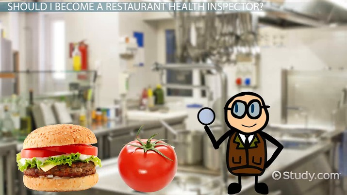 How to Be a Restaurant Health Inspector: Career Roadmap