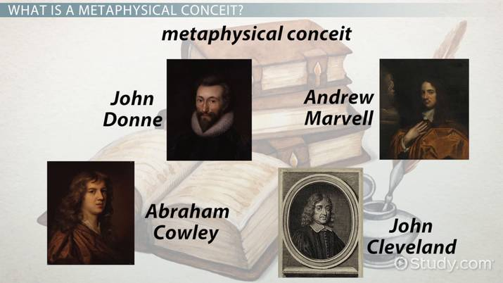 Metaphysical Conceit: Definition & Examples