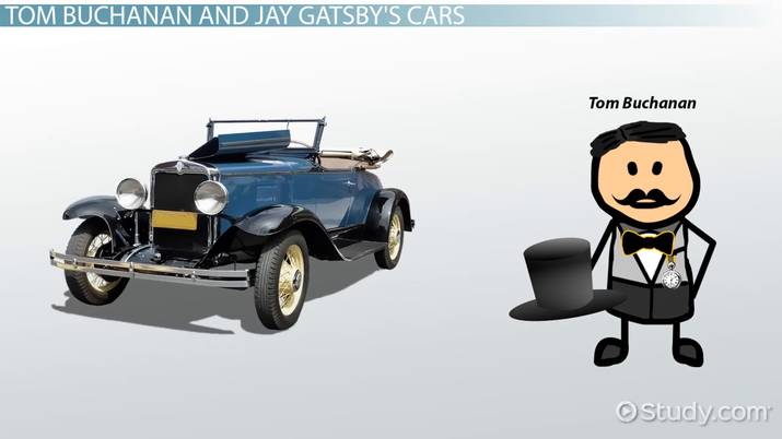 Cars In The Great Gatsby Video Lesson Transcript Studycom