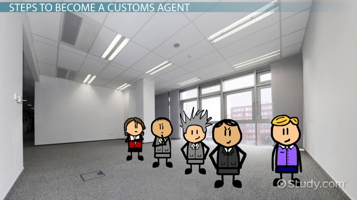 Become A Customs Agent Stepbystep Career Guide
