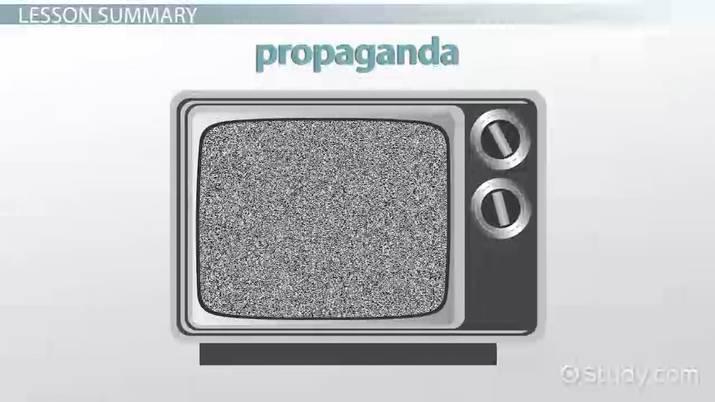 Propaganda In 1984 Role Examples Video Lesson Transcript