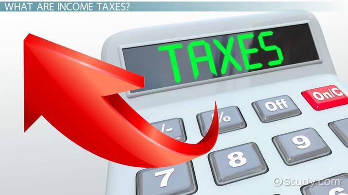 Personal Tax Planning - Video & Lesson Transcript   Study com