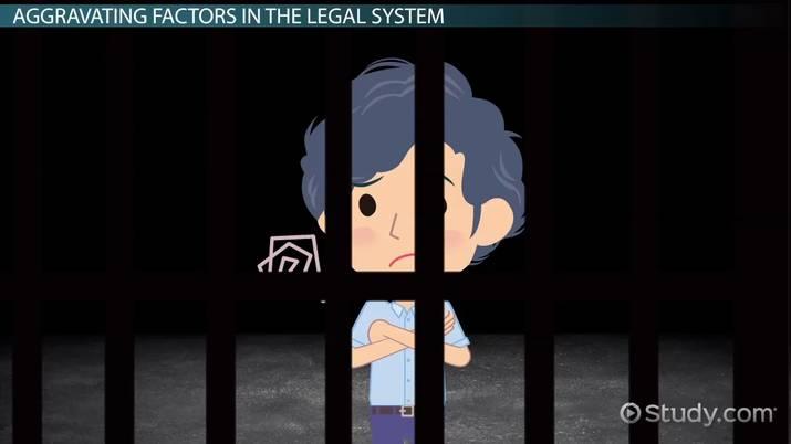 aggravating factors in law  definition  u0026 sentencing