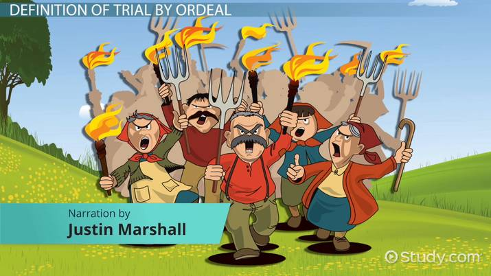 Medieval Trial by Ordeal: Definition & History - Video