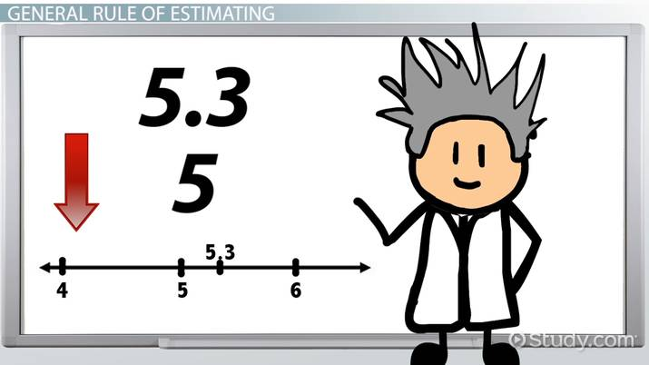 How to Estimate in Math: Definition & Concept - Video