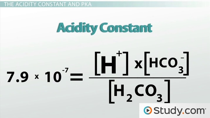 Weak Acids, Weak Bases, and Buffers - Video & Lesson ...