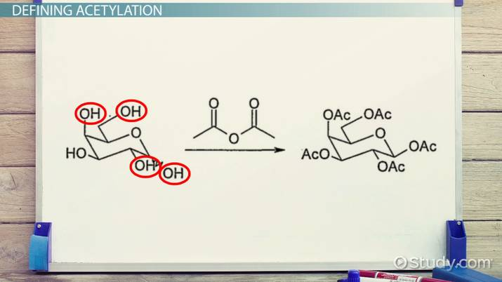 What is Acetylation? - Mechanism & Definition