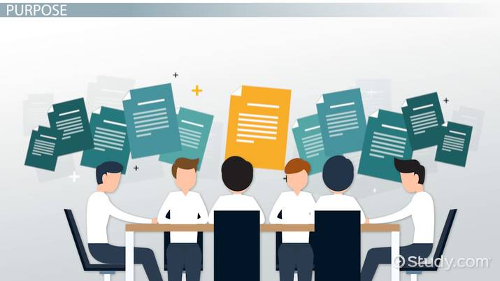 Human Resource Policies & Procedures - Video & Lesson