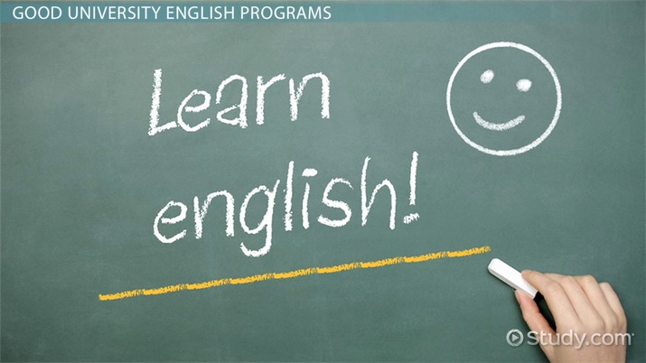 Best Undergraduate English Programs in the US