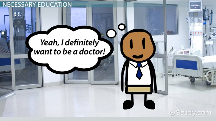 Steps To Become A Doctor