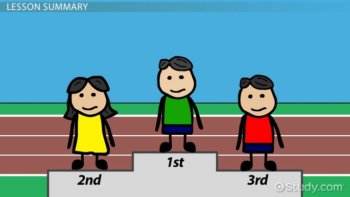 What is an Ordinal Number? - Definition & Example - Video