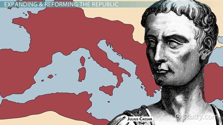 Julius Caesar's Achievements - Video & Lesson Transcript | Study com