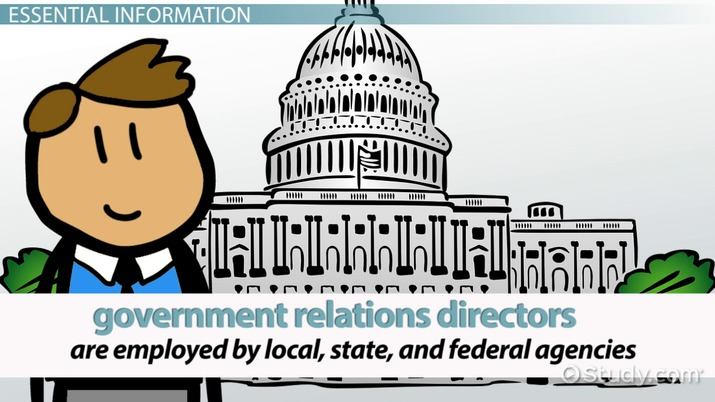 Government Relations Director: Duties, Salary and Requirements