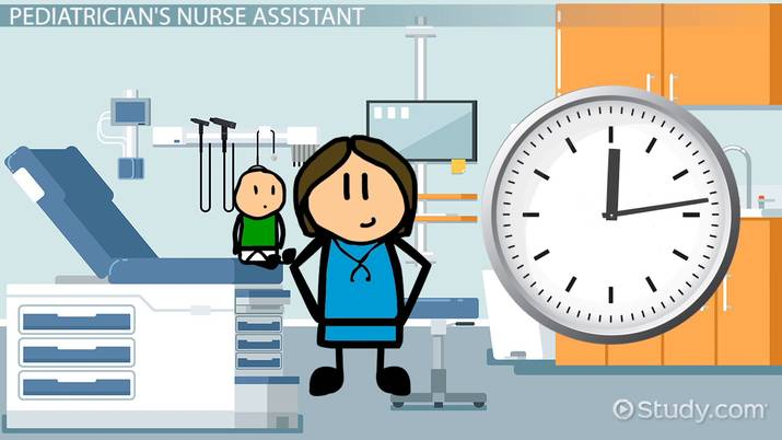 Be A Pediatricians Nurse Assistant Duties And Requirements