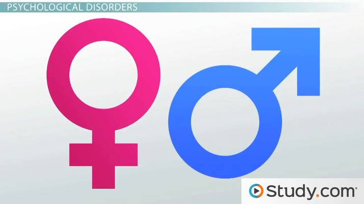 The Effects of Gender, Sexuality & Socialization on Abnormal