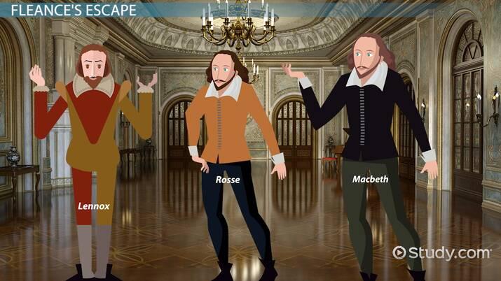 Macbeth Act 3 Scene 4 Summary Quotes Video Lesson