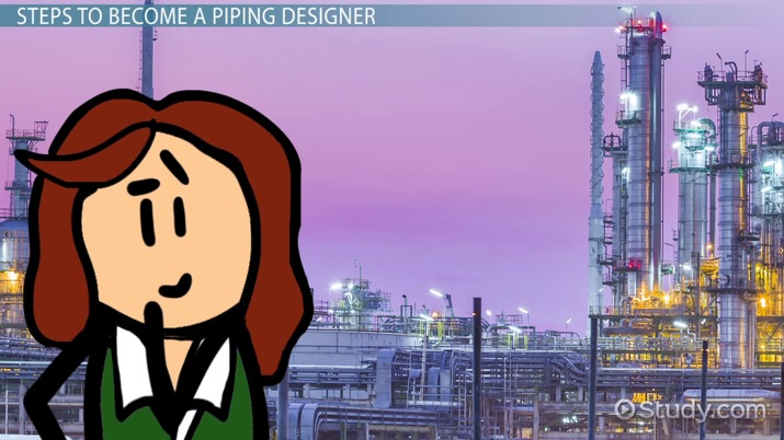 Be A Piping Designer Step By Step Career Guide