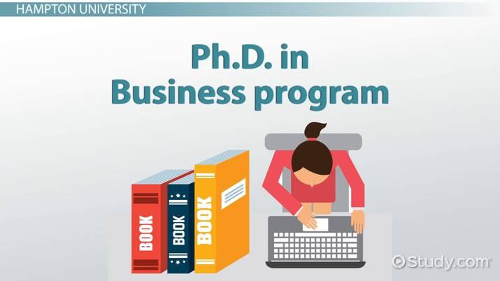 Best Online PhD Programs in Business: School List