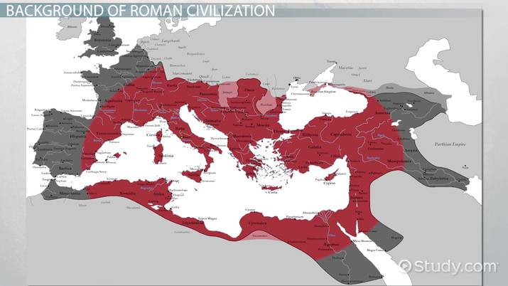 Roman Civilization: Timeline, Facts & Contributions - Video