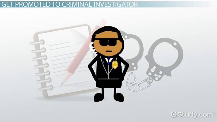 types of criminal investigation