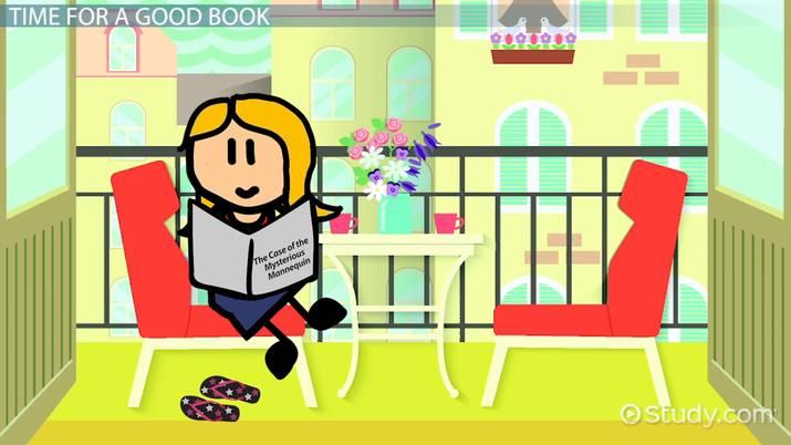 Short Detective Story for Kids - Video & Lesson Transcript