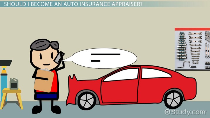 How To Become An Auto Insurance Appraiser Career Roadmap